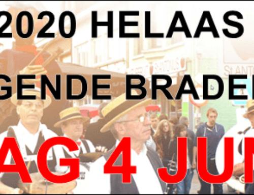 Volgende braderij : 4 juni 2021 ( onder voorbehoud ) !