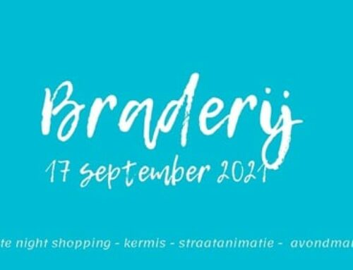 Braderij 2021 : vrijdag 17 september vanaf 18u !